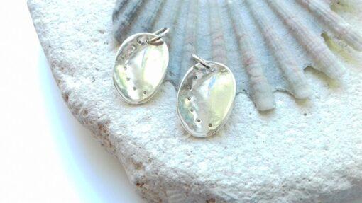 silver ormer pendants