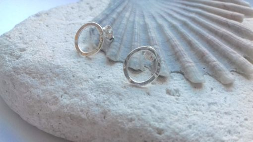 Sterling Silver Circles